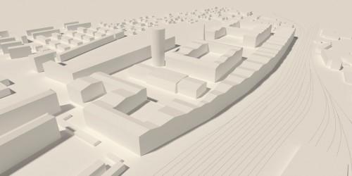 02_Die neuen Hallen_Städtebau