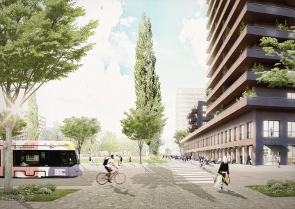 Promenaden View_Querformat mit Park Arch 2020 web